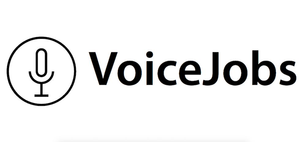 Logo of Voice Jobs board