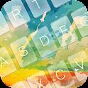 Keyboard Multicolor Theme icon