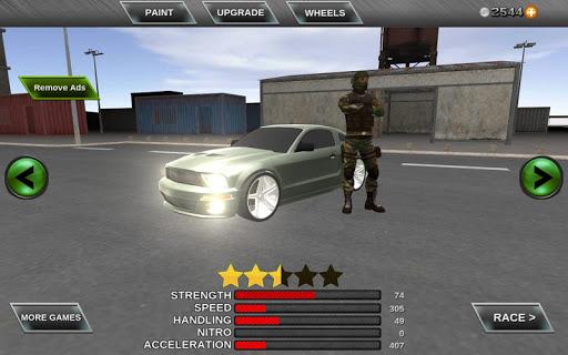 美国陆军汽车驾驶极端