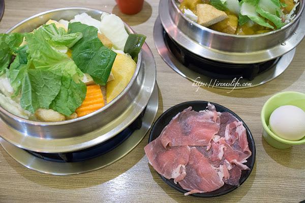 捷運三重國小站美食,口味多樣化的平價小火鍋個人涮涮鍋.鐵熊鍋鍋