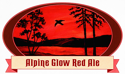 Logo of Alpine Glow Red Ale