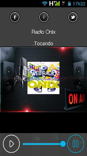 Rádio Onix - Web Rádio