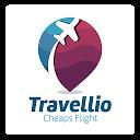 Travellio - Cheap Flights & Hotels icon
