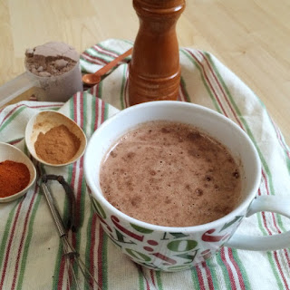 Metabolism Boosting Keto Hot Chocolate
