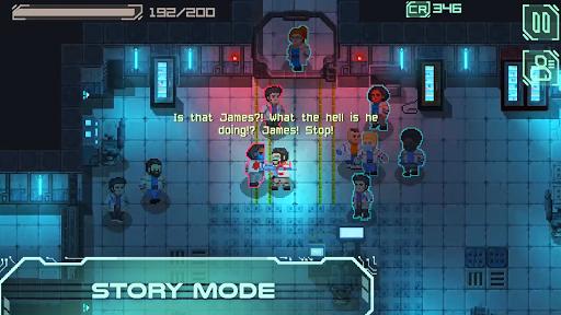 Endurance: space shooting RPG  game 1.7.0 screenshots 1