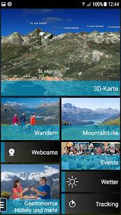 Engadin St. Moritz 3D - náhled