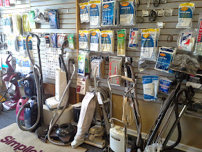 Photo: Vacuum Cleaner Parts and Service in Peachtree City, GA
