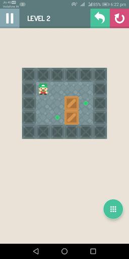 Sokoban puzzle: Pushing the box 2.0 screenshots 1
