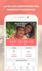 Matrimonios.cl screenshot 0