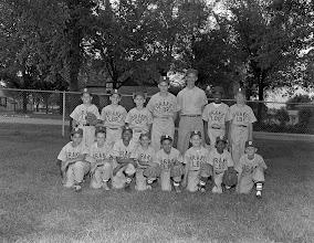 Photo: 1962 Lockport Little League Drake Lumber