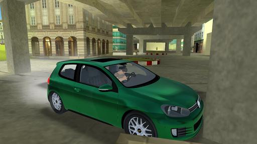Code Triche Golf Drift Simulator APK MOD screenshots 6