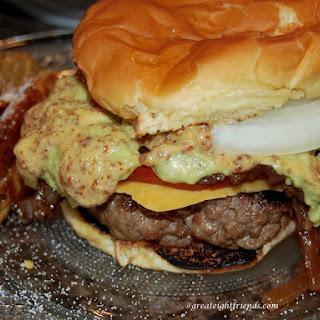 Grilled Hamburgers.