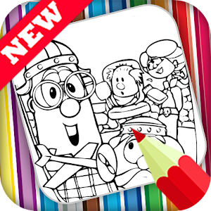 Fun Coloring Games for Veggie by Fans - Android Apps on Google Play