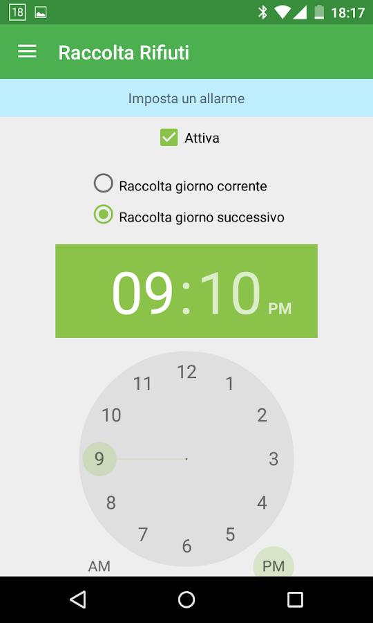 Raccolta Rifiuti - screenshot