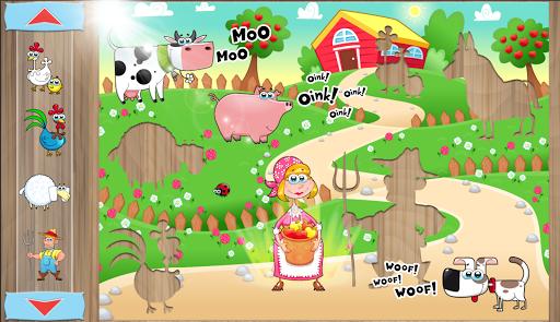 Kids Educational Puzzles Free (Preschool) 1.3.9 screenshots 1