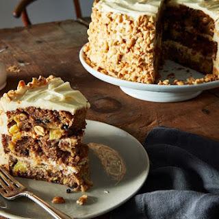 Sweet Potato Hummingbird Cake