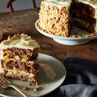 Sweet Potato Hummingbird Cake.