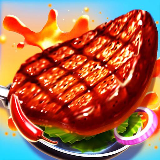 Cooking City-chef' s crazy cooking game Icon