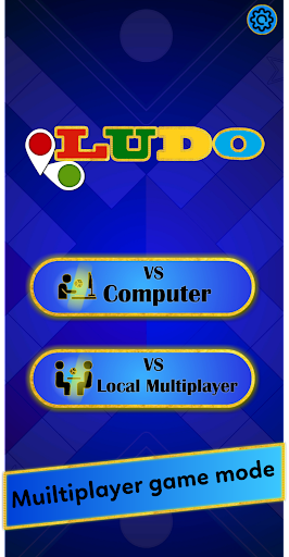 Ludo Classic Board Game : Free Dice Board Game android2mod screenshots 3