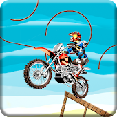 Sky Bike Racer Android APK Download Free By Interactive Games