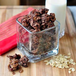 Chocolate Kamut Granola Recipe