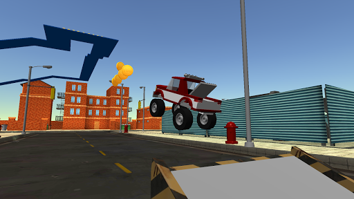 Cartoon Race Car 3.0 screenshots 1