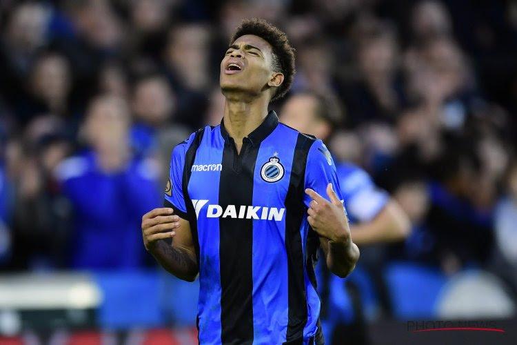 L'Excel Mouscron suit un jeune talent du FC Bruges