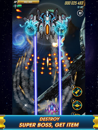 Space squadron - Galaxy Shooter 2.5 8
