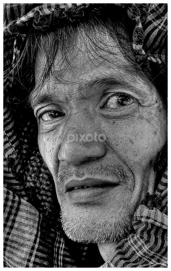 by Zab Coloma - People Portraits of Men (  )