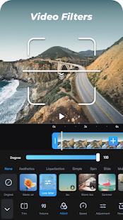 GoCut - Video Trimming APP Screenshot