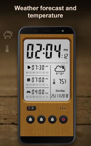 Alarm clock 6.4.3 screenshots 2