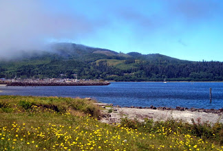 Photo: Neah Bay, the extreme northwest corner of the continental United States.