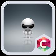 Cute Robot Launcher Theme 4.8.7 Icon