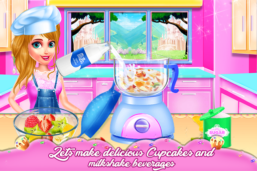 Doll Cake Bake Bakery Shop - Cooking Flavors 1.0.0 screenshots 7