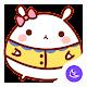 Cute lovely Rabbit-APUS Launcher theme Download for PC Windows 10/8/7
