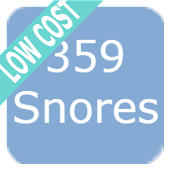 Very easy snore detection - Tell it to your friend