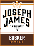 Joseph James Busker Brown American Brown Ale