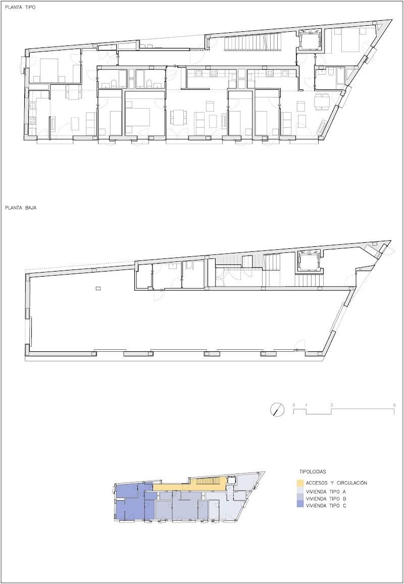 Edificio de Viviendas en Badalona - BCQ Arquitectes