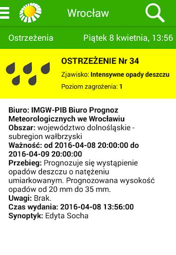 Pogodynka METEO-IMGW  screenshots 7