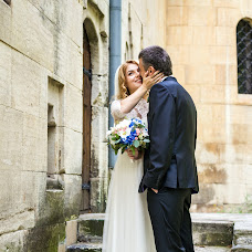 Wedding photographer Vika Miroshnichenko (vrodekakvika). Photo of 05.11.2016