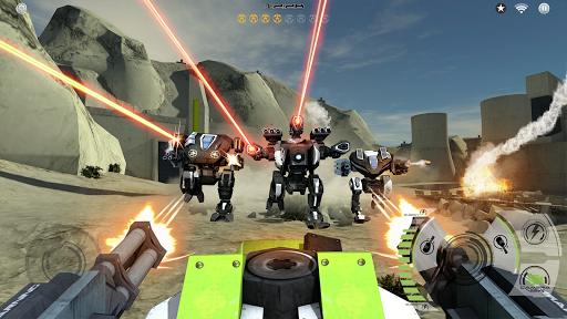 Mech Battle - Robots War Game  astuce 2