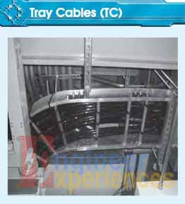Electrical Cables Introduction and types: Tray cables have two or more insulated conductors enclosed in a flame-retardant, nonmetallic jacket and are used for installation in cable trays or raceways.