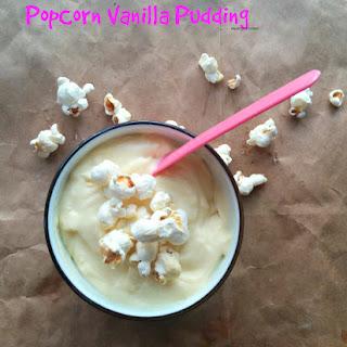 PopCorn Vanilla Pudding