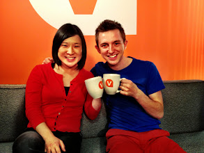 Photo: They were fans of the Viator mugs