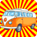 Merge Cars : Idle & Clicker Game icon