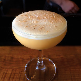 American Local's Pumpkin Pie Cocktail.