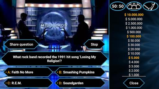 Millionaire Quiz Free: Be Rich  {cheat|hack|gameplay|apk mod|resources generator} 2