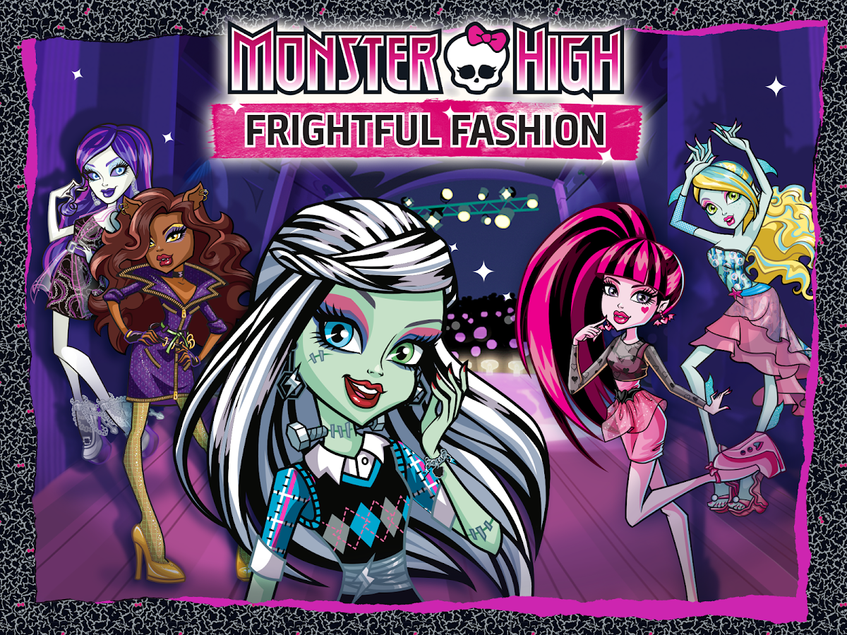 Monster High Frightful Fashion- screenshot