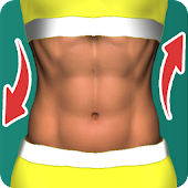 Abs workout plan for 30 days