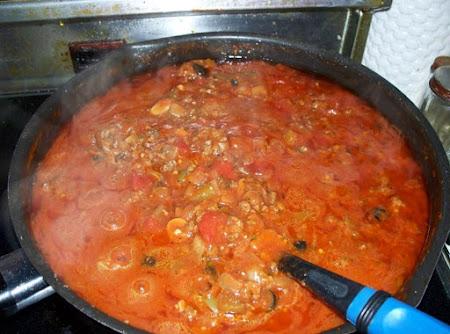 Karla's Spaghetti Sauce Recipe